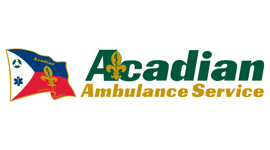 Acadian Ambulance Service Logo Vector