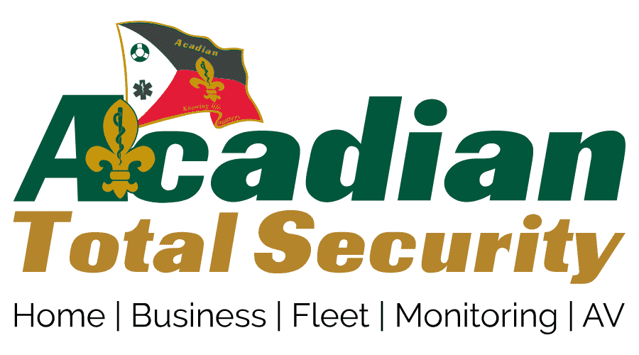 Acadian Total Security Logo Vector