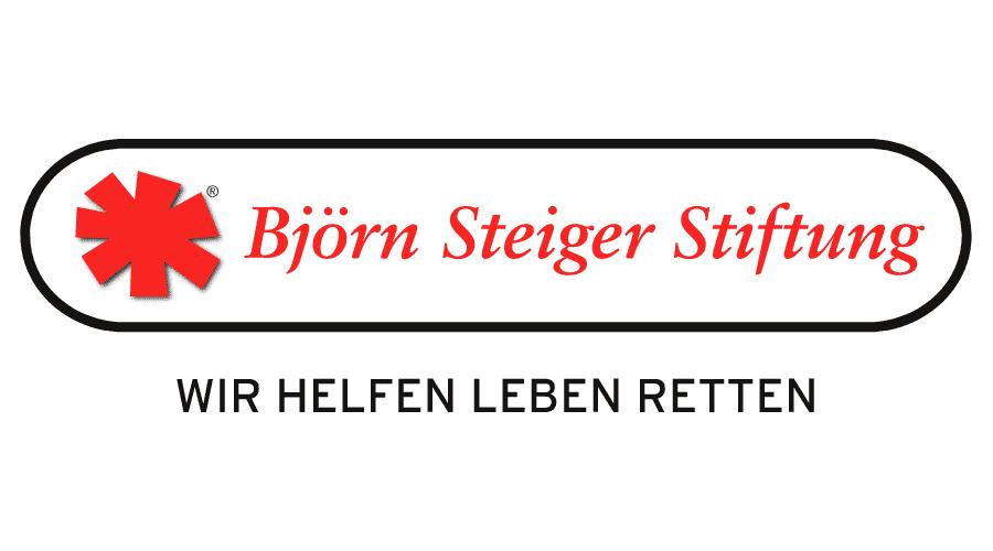 Björn Steiger Stiftung – WIR HELFEN LEBEN RETTEN Logo Vector