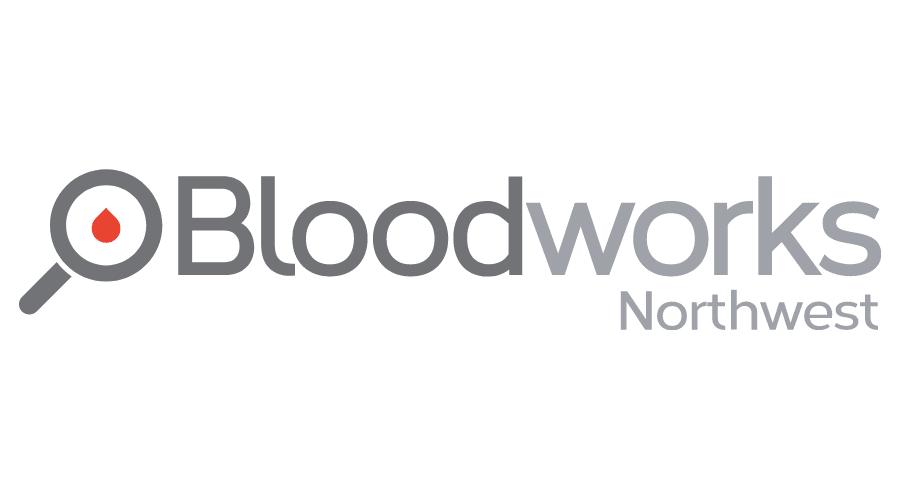 Bloodworks Northwest Logo Vector