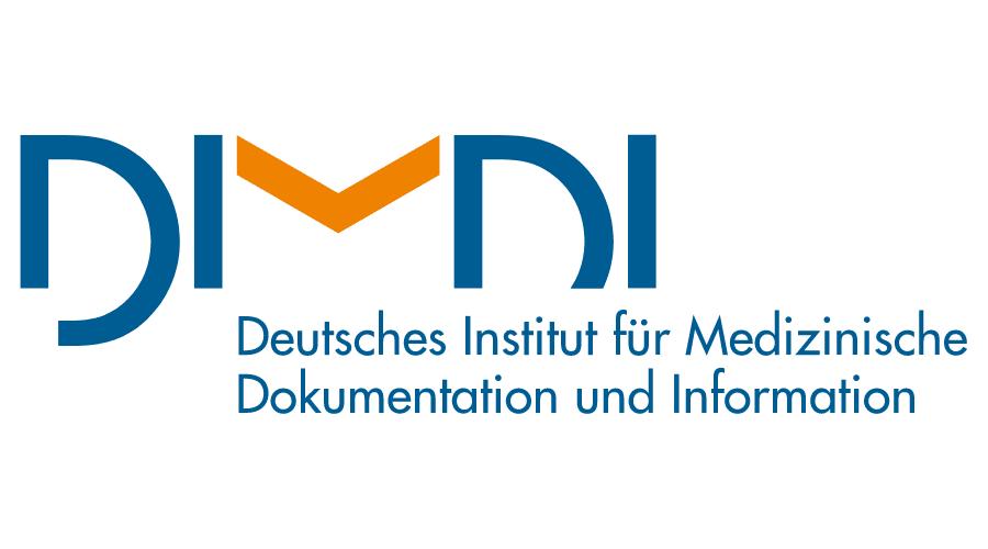 Deutsches Institut für Medizinische Dokumentation und Information (DIMDI) Logo Vector