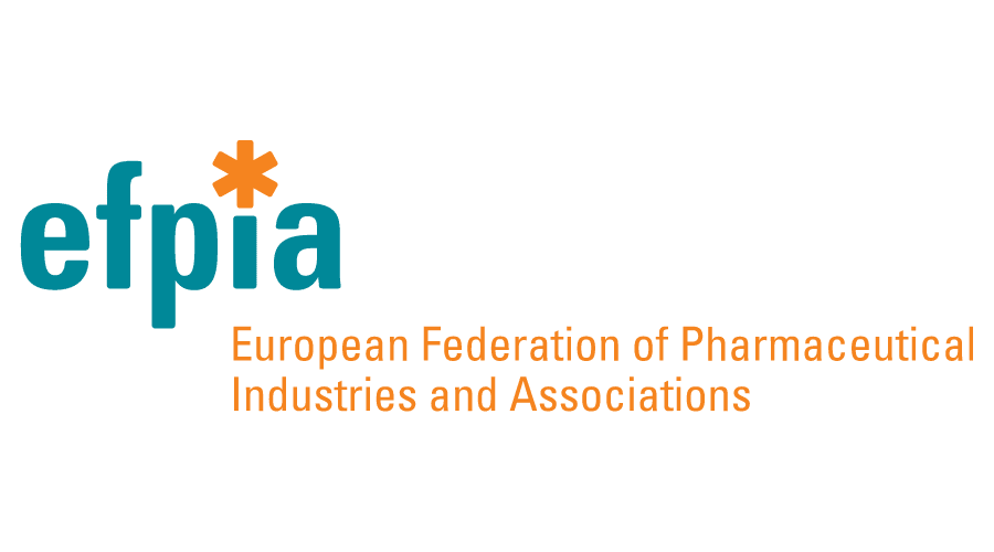 European Federation of Pharmaceutical Industries and Associations (EFPIA) Logo Vector