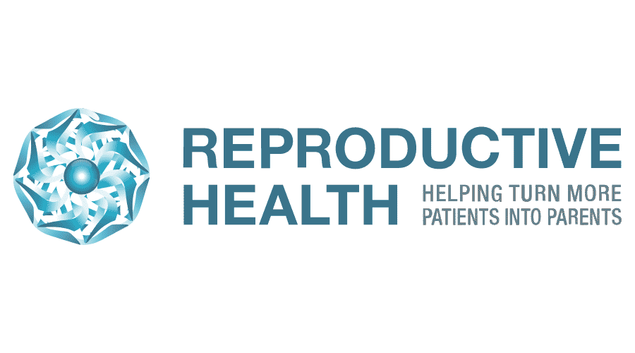 Fertility & Infertility Reproductive Health Logo Vector