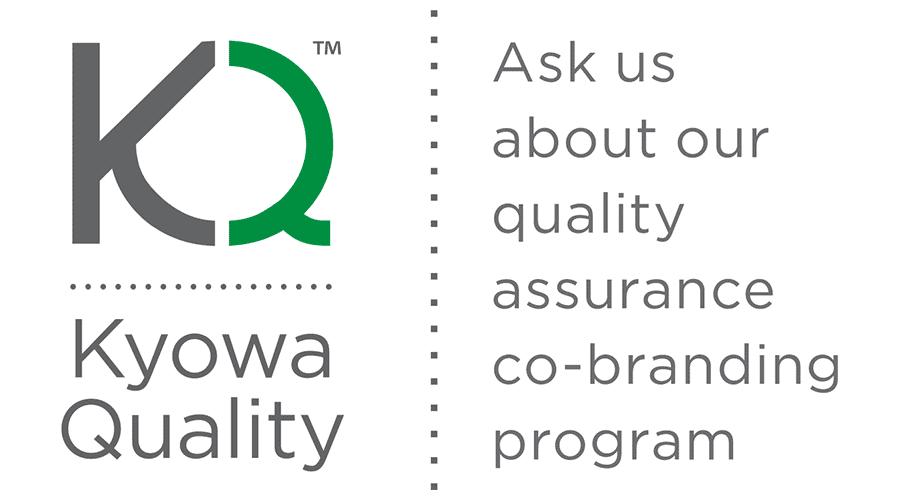KYOWA Quality Logo Vector