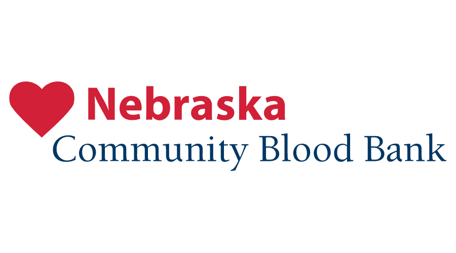Nebraska Community Blood Bank (NCBB) Logo Vector