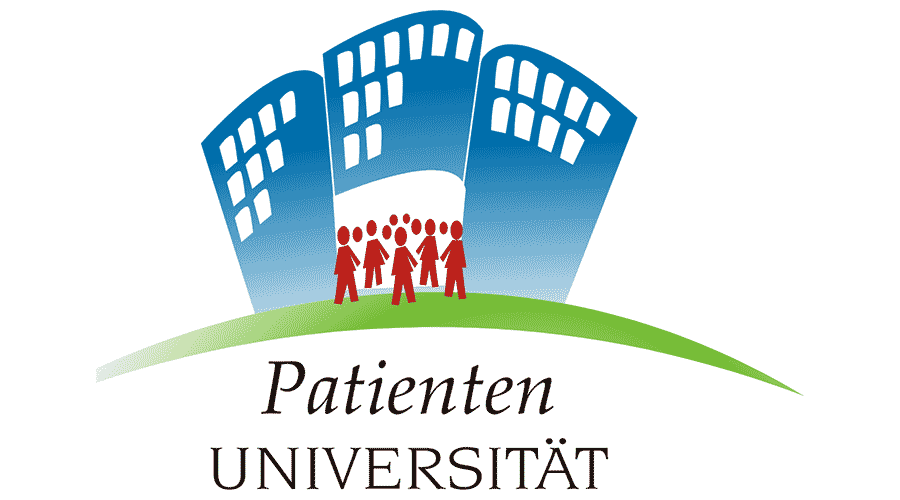 Patienten Universität Logo Vector