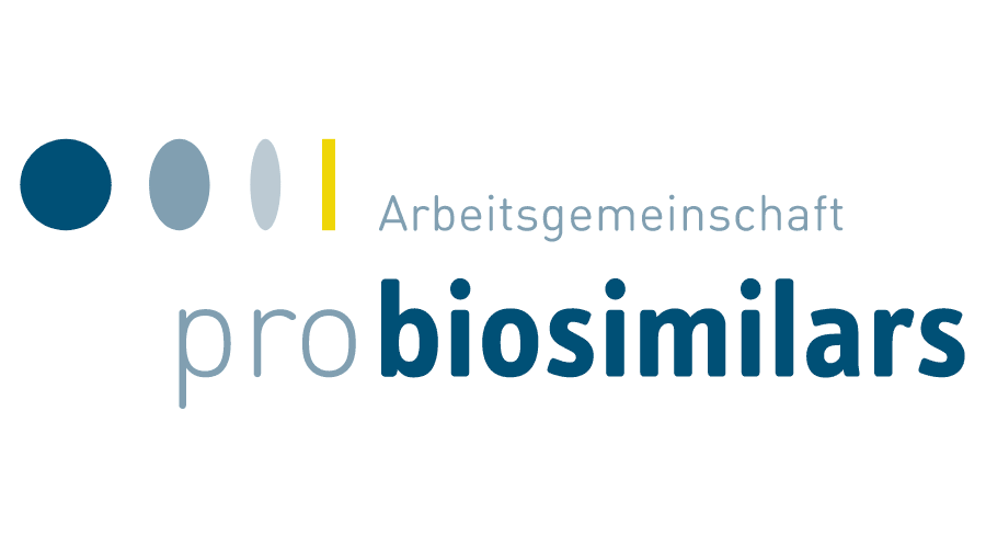 Pro Biosimilars Logo Vector