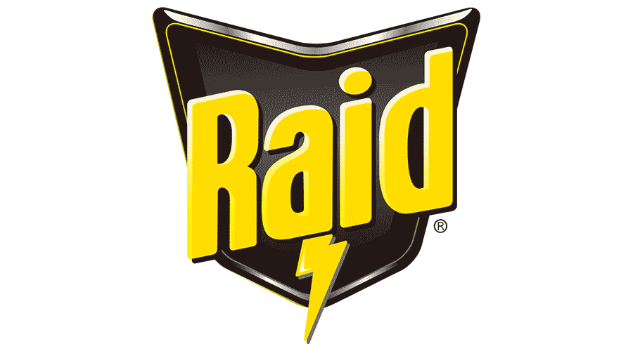 Raid Brand Logo Vector