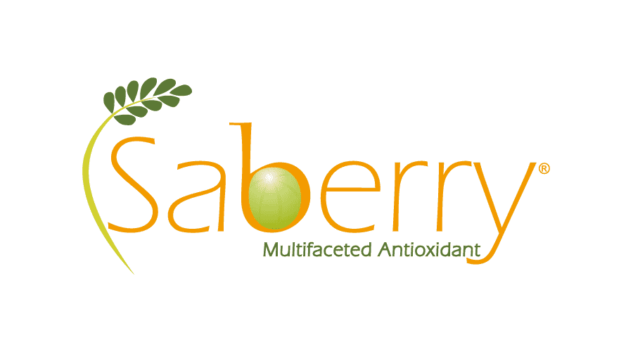 Saberry Multifaceted Antioxidant Logo Vector