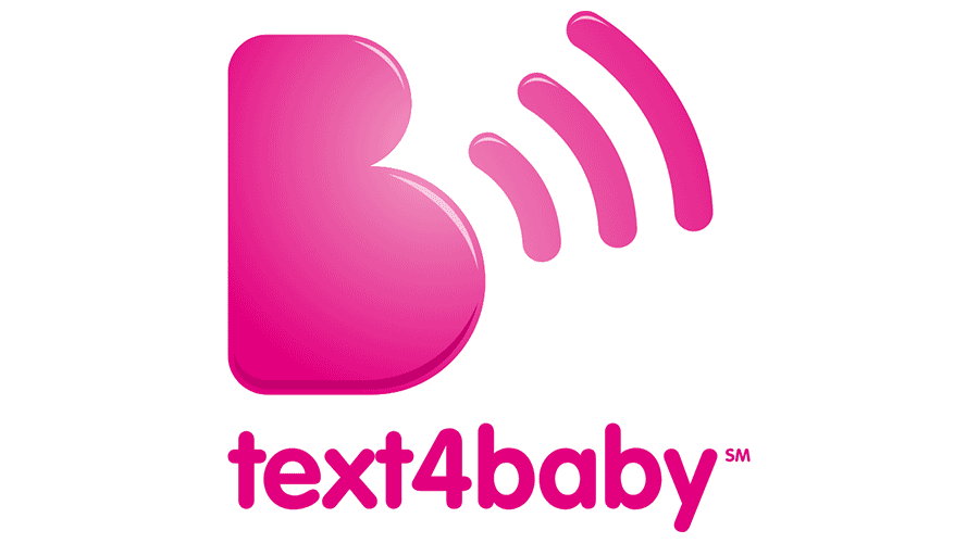 Text4baby Logo Vector