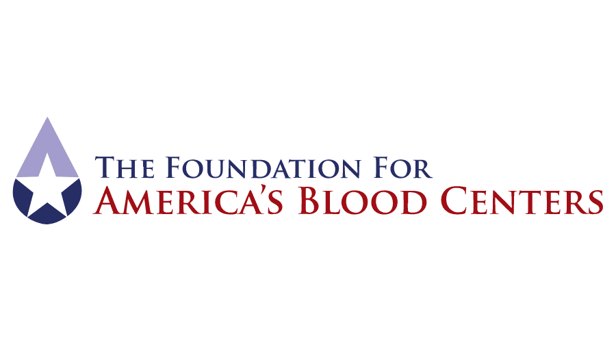The Foundation of America's Blood Centers Logo Vector