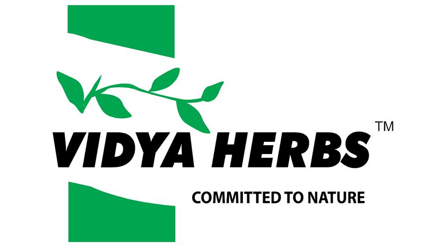 VIDYA HERBS Logo Vector