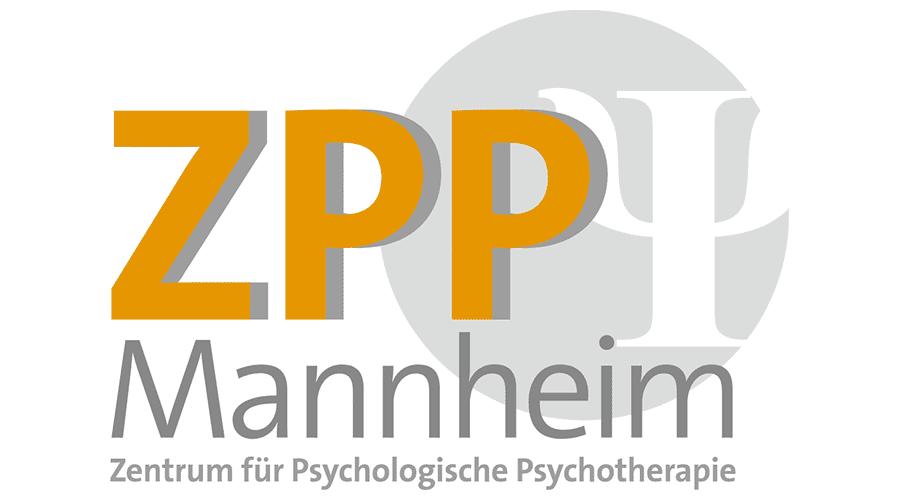 Zentrum für Psychologische Psychotherapie (ZPP) Mannheim Logo Vector