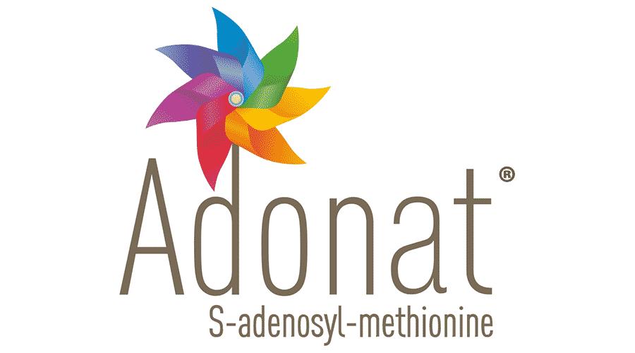 Adonat S-Adenosyl-L-methionine (SAMe) Logo Vector