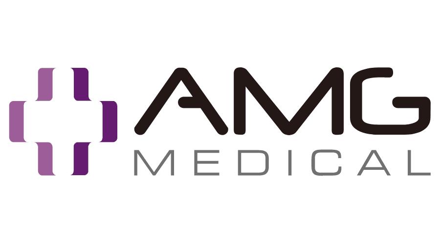 AMG Medical Inc Logo Vector