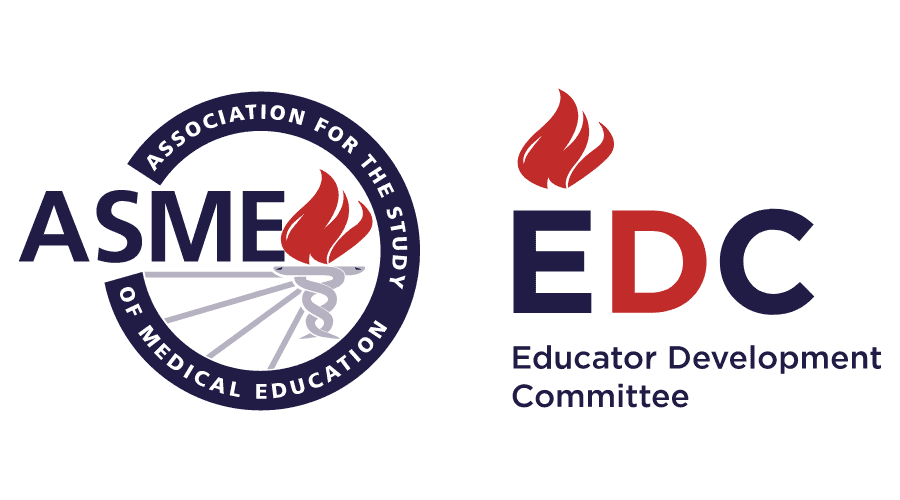 ASME Educator Development Committee (EDC) Logo Vector