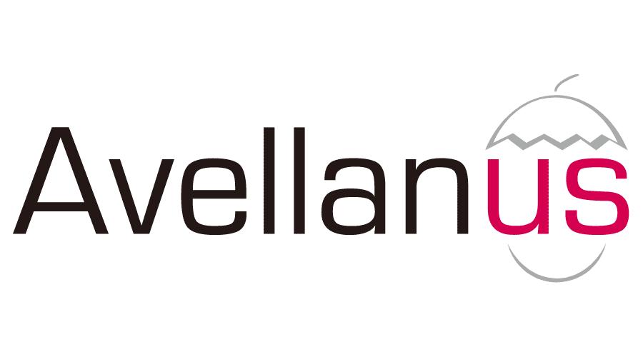 Avellanus med GmbH Logo Vector