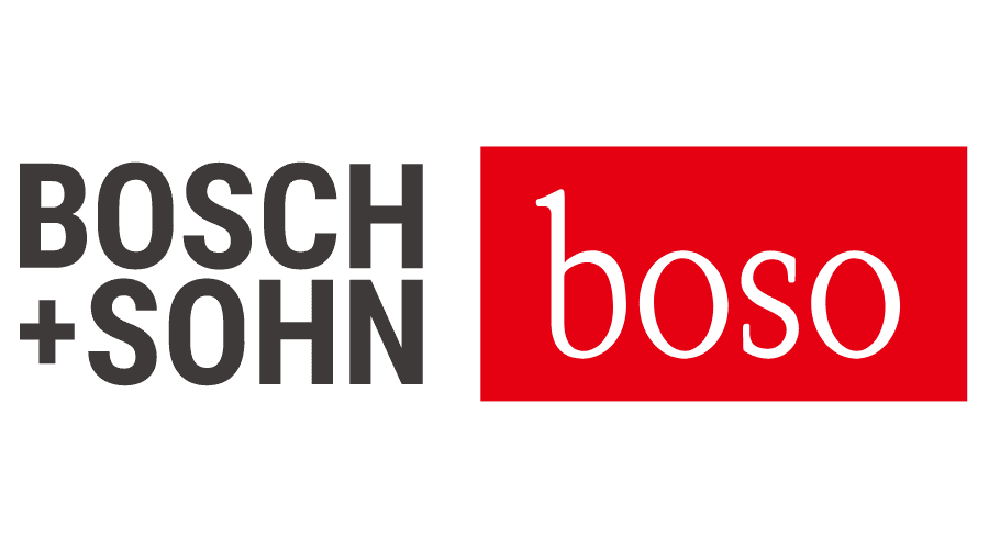 Bosch + Sohn GmbH Co. KG Logo Vector