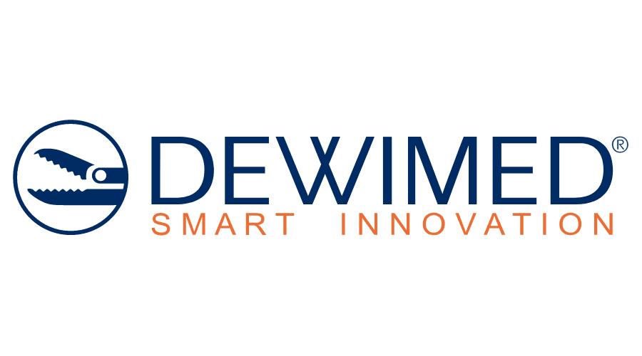 DEWIMED Medizintechnik GmbH Logo Vector