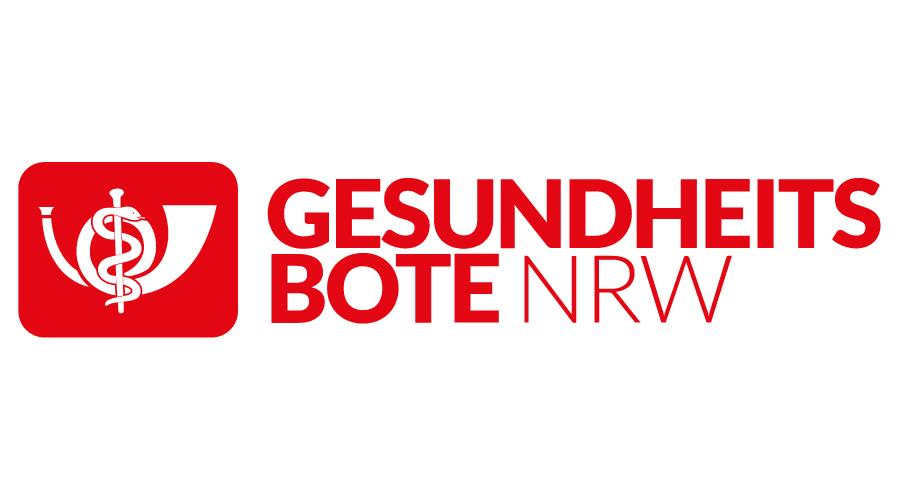 GESUNDHEITSBOTE NRW Logo Vector