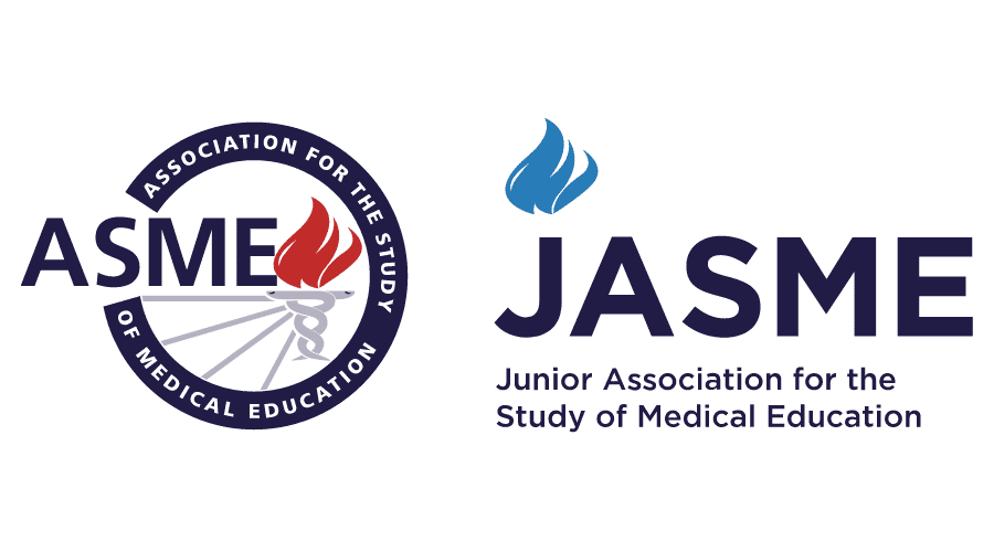 Junior Association for the Study of Medical Education (JASME) Logo Vector