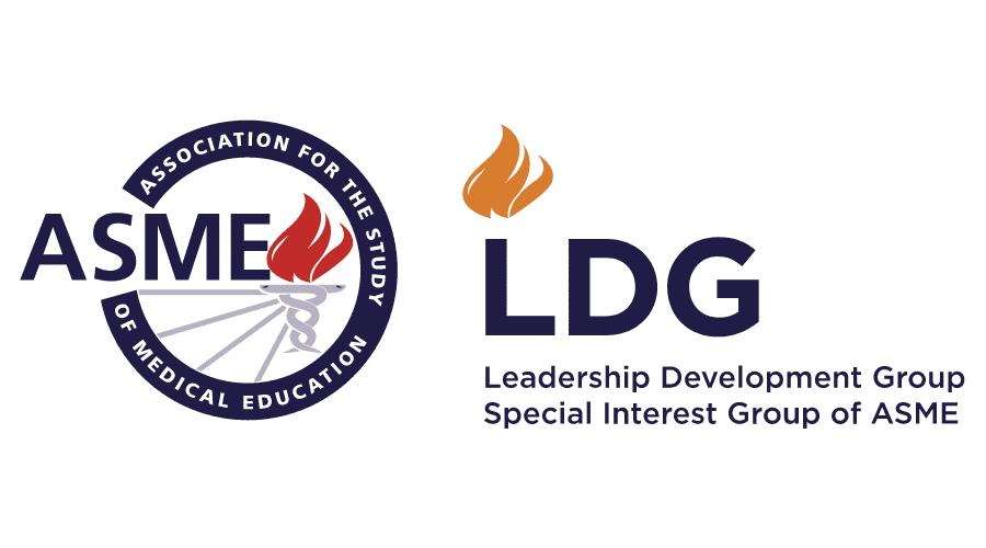 Leadership Development Group (LDG) Special Interest Group of ASME Logo Vector