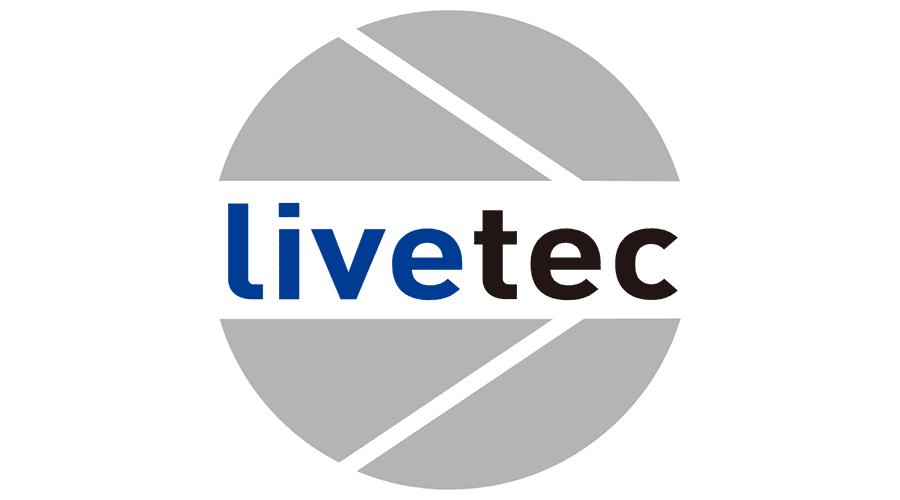 livetec Ingenieurbüro GmbH Logo Vector