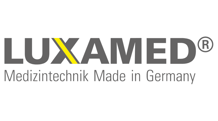 LUXAMED GmbH & Co. KG Logo Vector