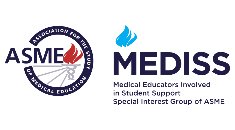 Medical Educators Involved in Student Support (MEDISS), Special Interest Group of ASME Logo Vector