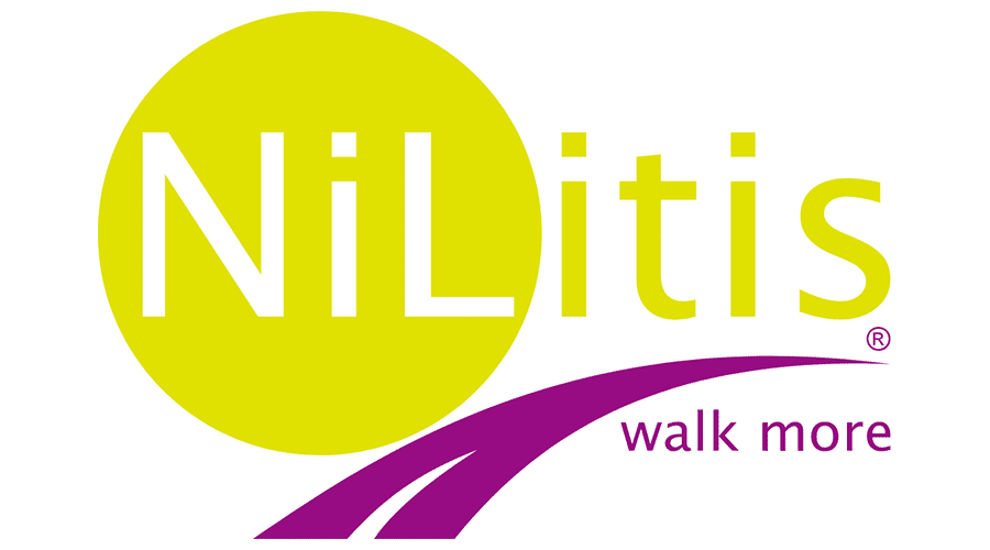 Nilitis Walk More Logo Vector