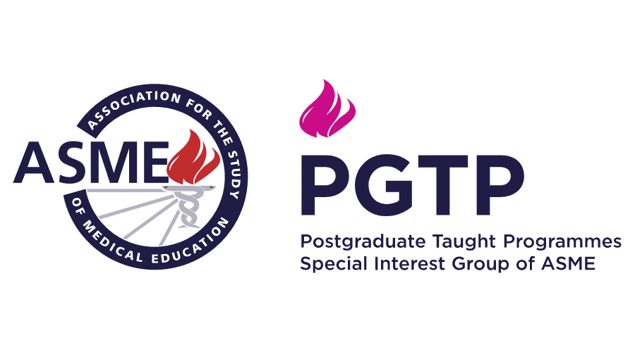 PGTP – Postgraduate Taught Programmes Special Interest Group of ASME Logo Vector
