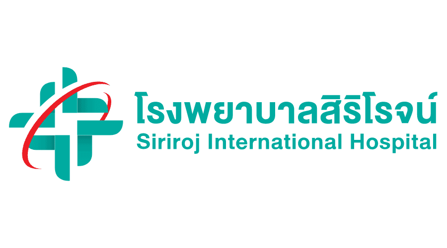Siriroj International Hospital Logo Vector