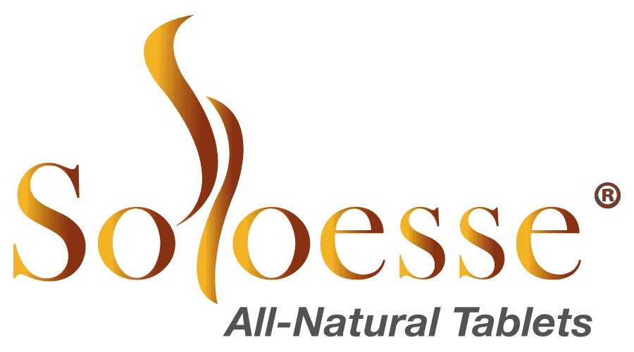 Soloesse All-Natural Tablets Logo Vector