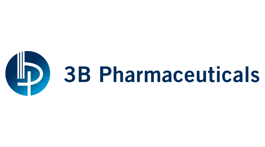 3B Pharmaceuticals Logo Vector