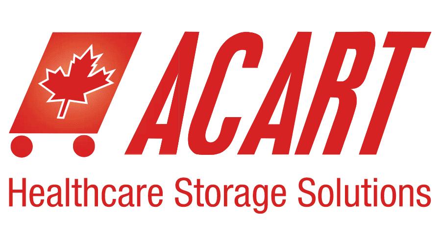ACART Healthcare Storage Solutions Logo Vector