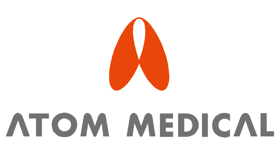 Atom Medical Corp Logo Vector