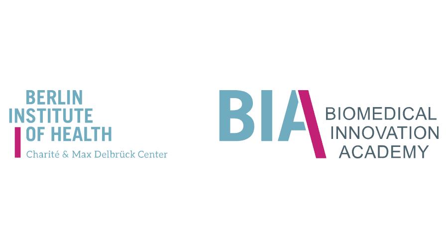BIH Biomedical Innovation Academy (BIA) Logo Vector