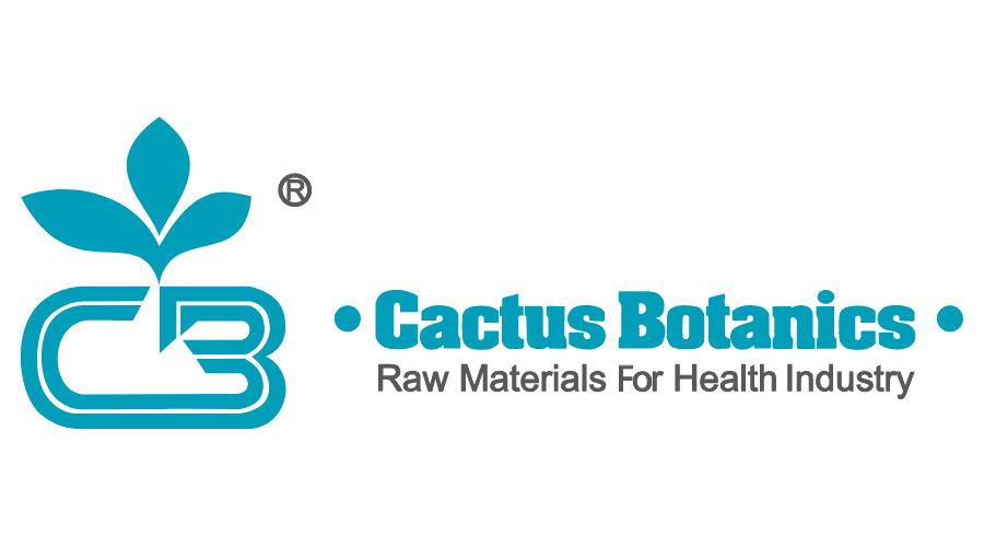 Cactus Botanics Logo Vector