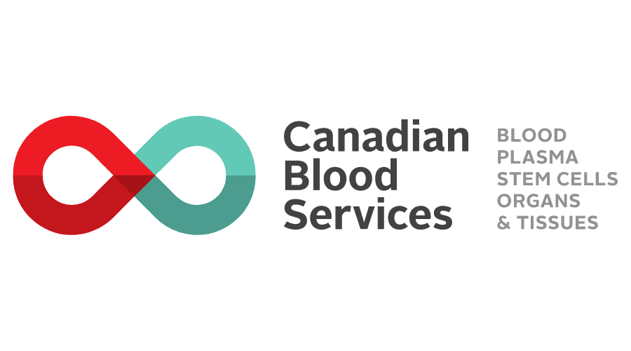 Canadian Blood Services Logo Vector