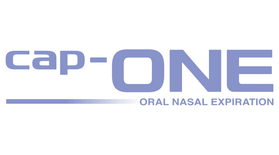 cap-ONE (Oral Nasal Expiration) Logo Vector