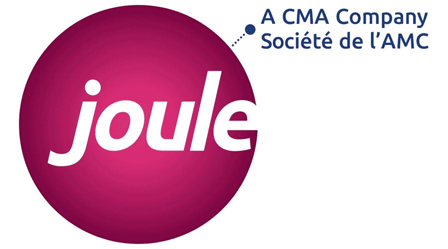 Joule, a CMA Company Logo Vector