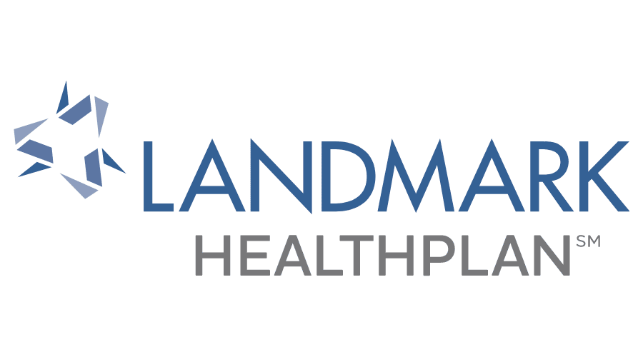 Landmark Healthplan Logo Vector