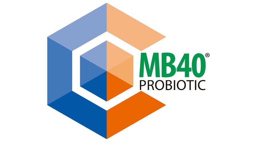 MB40 Probiotic Logo Vector