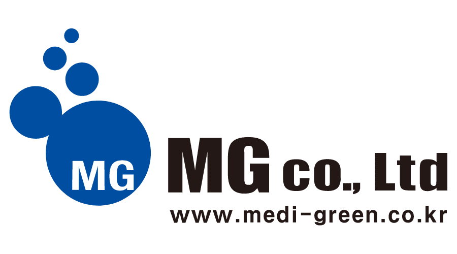 Medi Green | MG Co., Ltd Logo Vector