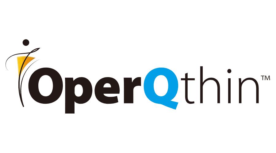OperQThin Logo Vector