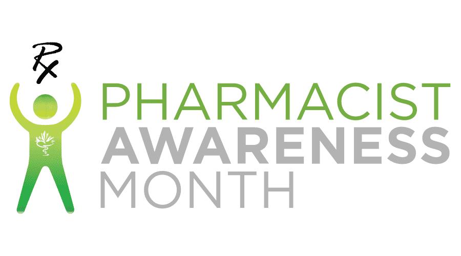 Pharmacist Awareness Month (PAM) Logo Vector