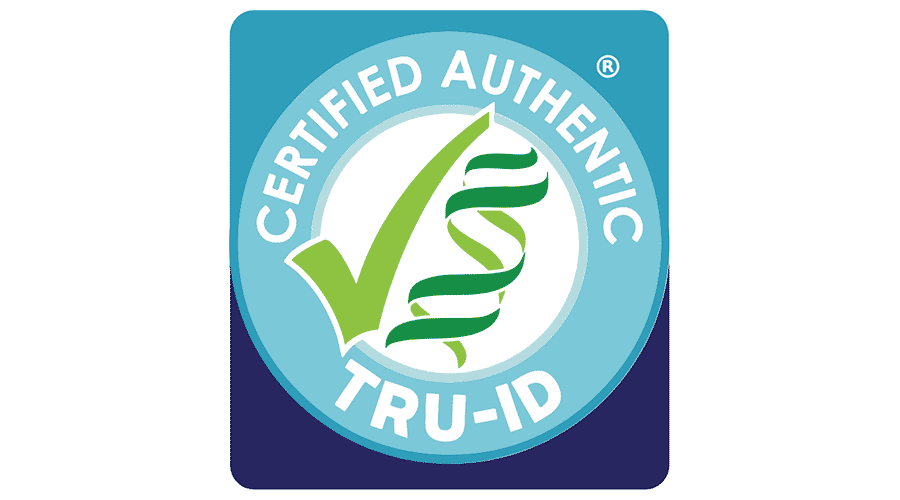 TRU-ID Certified Authentic Logo Vector