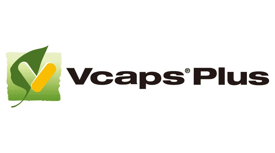 Vcaps Plus Logo Vector