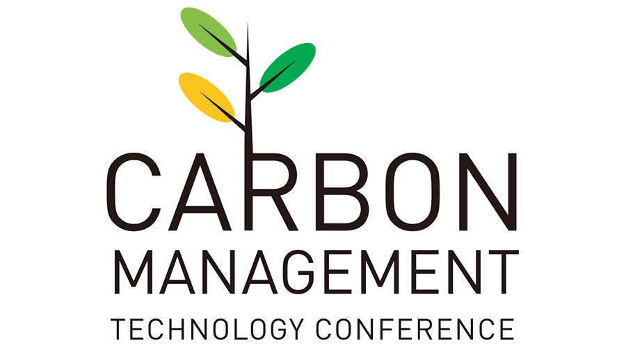 Carbon Management Technology Conference Logo Vector