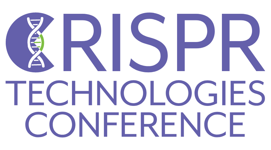 CRISPR Technologies Conference Logo Vector